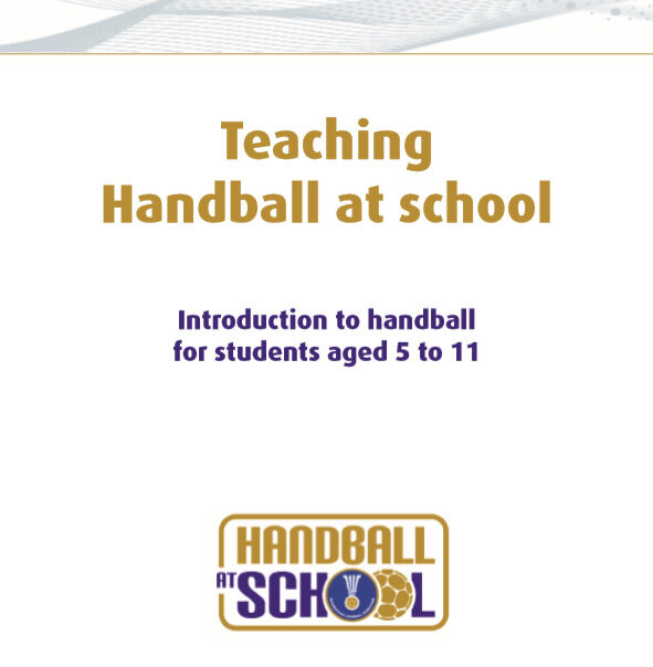 Introduction to handball for students aged 5 to 11